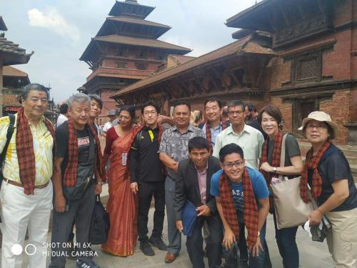 Patan Durbar Square Welcome